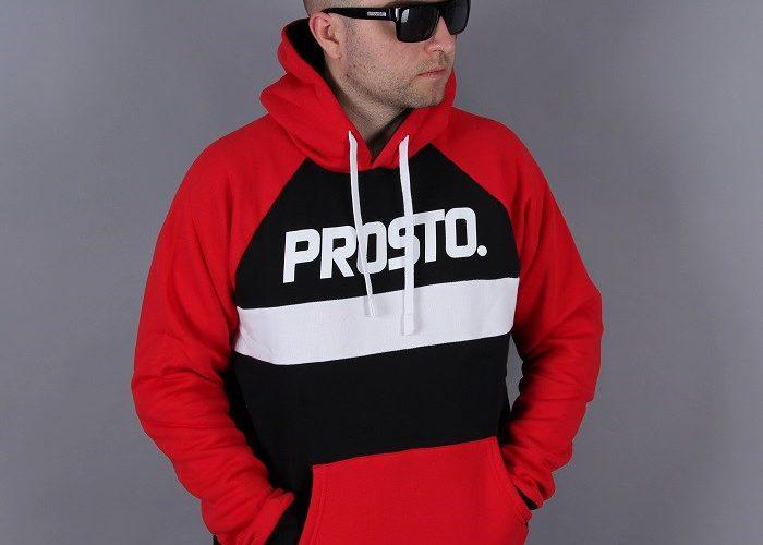 bluza Prosto hoodie